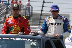 Martin Truex Jr. and Scott Wimmer