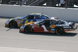 Jeff Green and Martin Truex Jr.