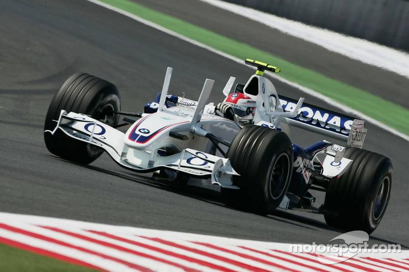 BMW Sauber F1.06 (2006)