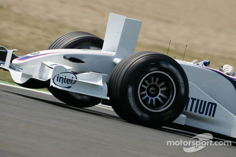 BMW Sauber F1.06 2006 року