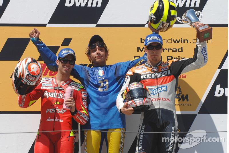 2006: Valentino Rossi (Yamaha)