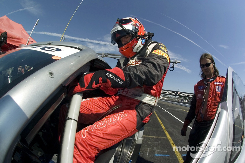 #50 Multimatic Motorsports Team Panoz Panoz Esperante GTLM: Scott Maxwell