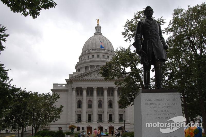 Capitole de l'Etat du Wisconsin