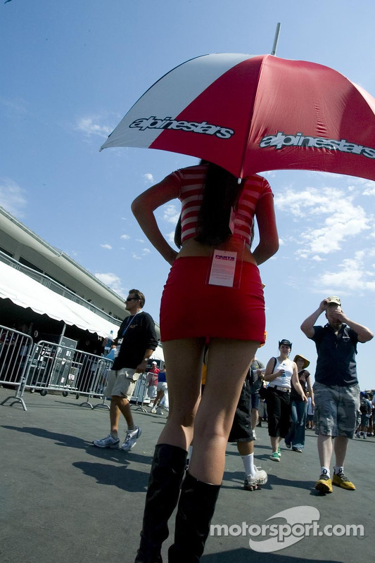 Alpinestars chica del paraguas