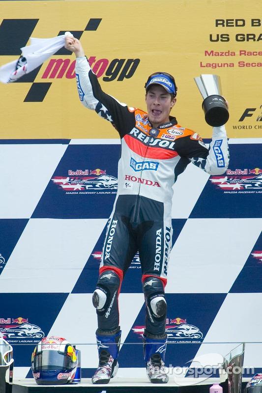 1. Nicky Hayden, Repsol Honda