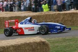 Грег Мэнселл за рулем Формулы BMW