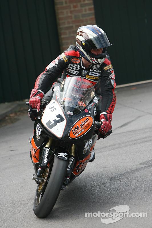 Honda CBR1000RR: John McGuinness