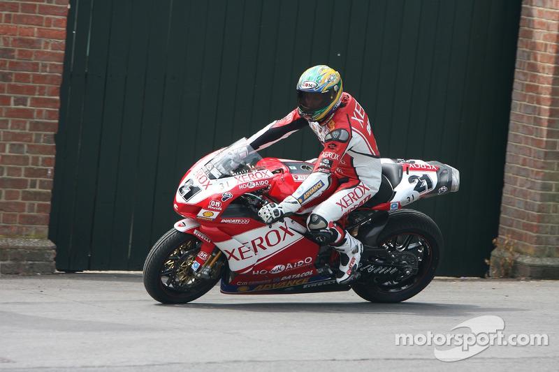 Ducati 999 F06: Troy Bayliss