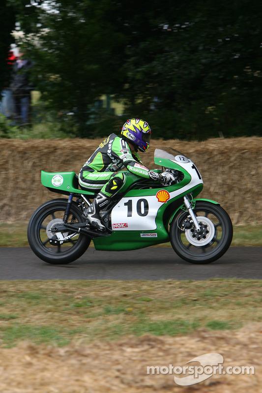 Kawasaki KR750: Chris Walker