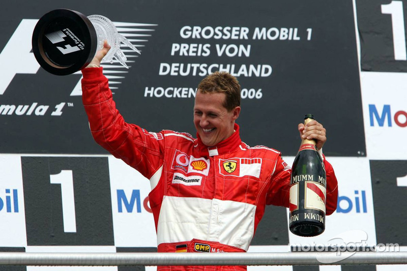 #4: Michael Schumacher (Deutschland) mit 1.566 Punkten