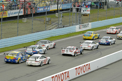 GT chase to turn one