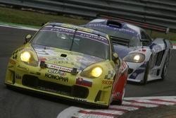 #77 Autoracing Club Bratislava Porsche 996 GT3 RS: Miro Konopka, Stefan Rosina, Steve Vanbellingen, Damien Coens