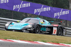 #2 Vitaphone Racing Team Maserati MC 12 GT1: Vincent Vosse, Jamie Davies, Thomas Biagi