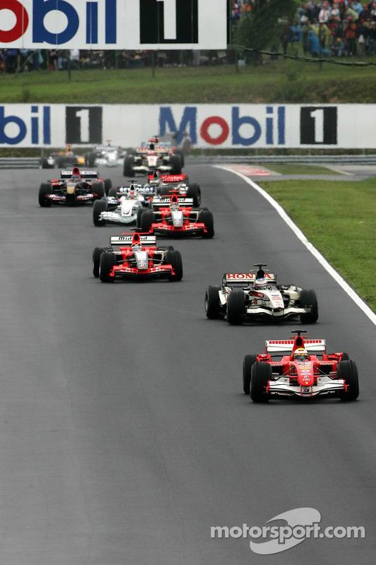 Felipe Massa líder