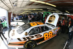 UPS Ford garage