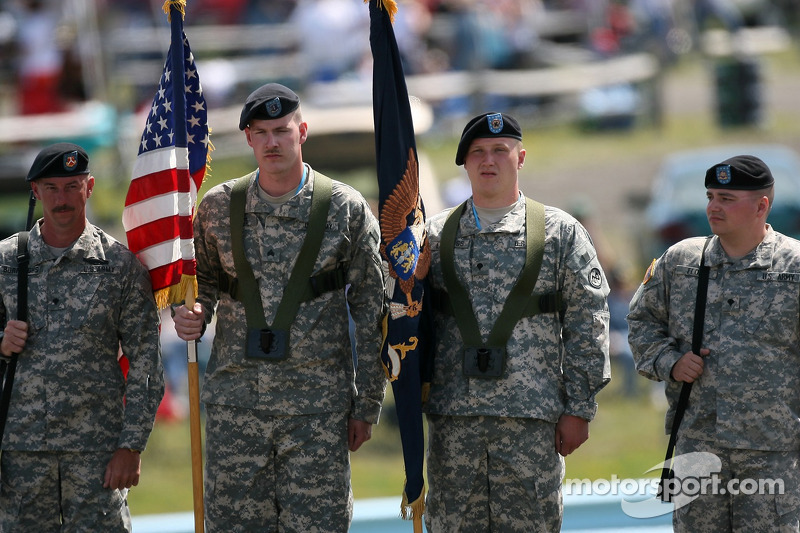 Des soldats de l'US Army