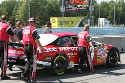 Office Depot Ford in qualifying line