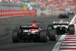Christijan Albers and Rubens Barrichello