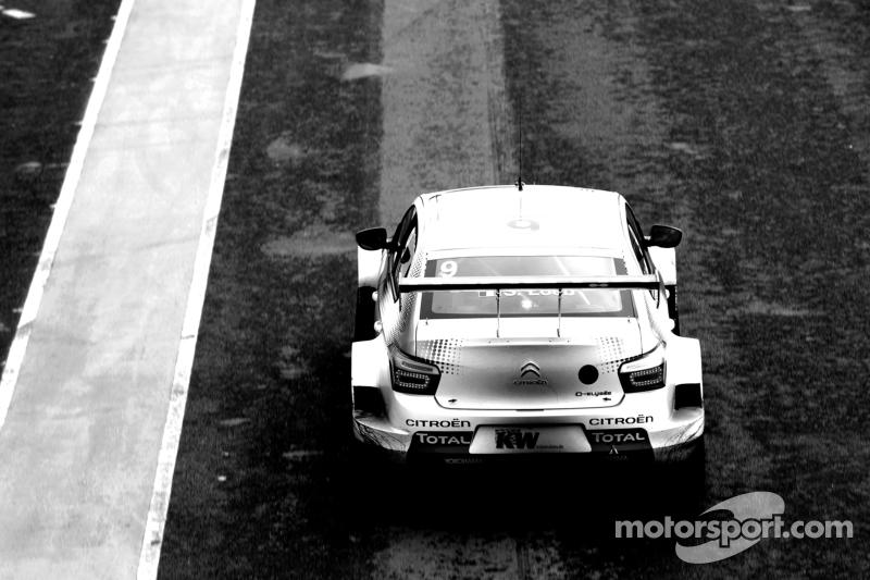 Sébastien Loeb, Citroën Total WTCC, Citroën C-Elysée WTCC