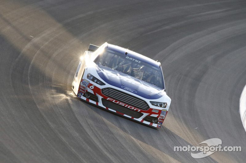 Тревор Бейн, Roush Fenway Racing Ford