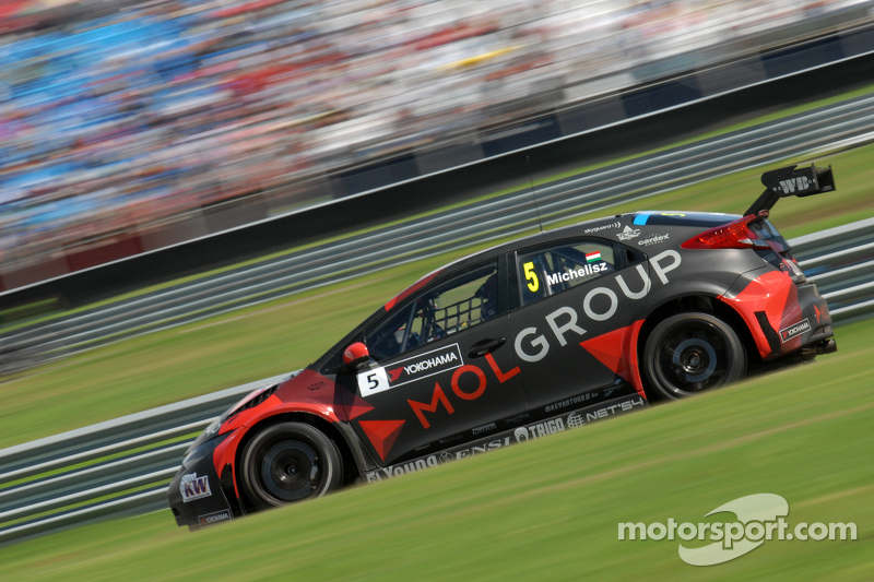 Норберт Міцеліс, Zengo Motorsport Honda Civic WTCC