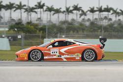 #177 Miller Motorcars, Ferrari 458: Joe Courtney