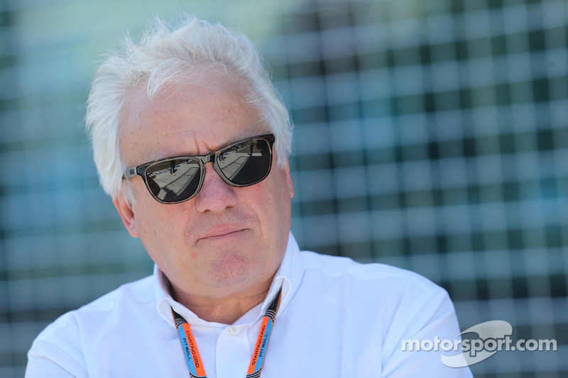 Charlie Whiting Gallery: Charlie Whiting, FIA