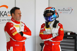 Christophe Bourret and Jean-Philippe Belloc