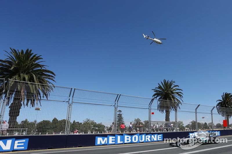 Australia 2015: Lewis Hamilton, Mercedes AMG F1 W06