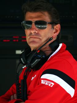 Graeme Lowdon, PDG Manor Marussia F1 Team