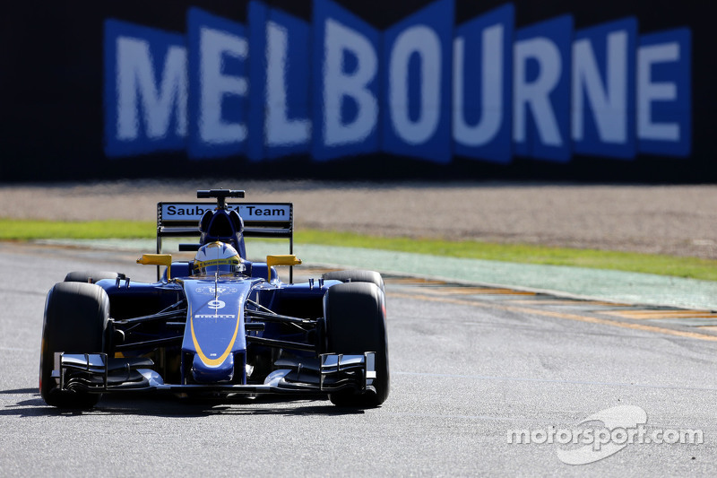 Маркус Ерікссон, Sauber F1 Team