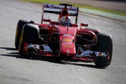 Sebastian Vettel, Scuderia Scuderia Ferrari