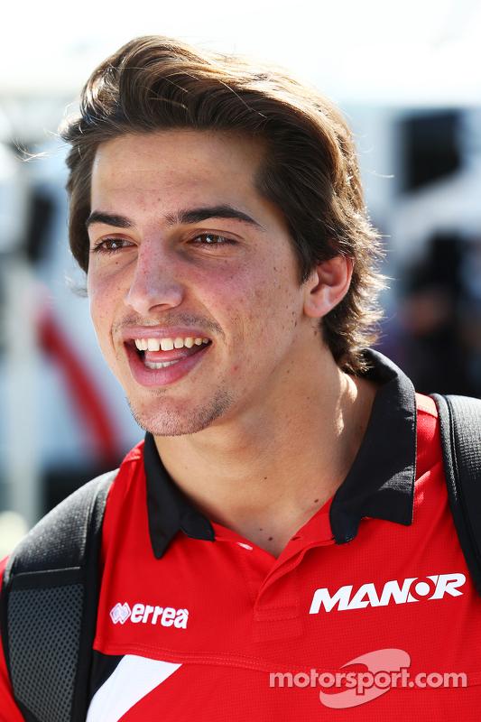 Roberto Merhi, Manor Marussia F1 Team.