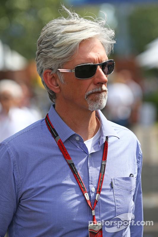 Damon Hill, Sky-Sports-Experte
