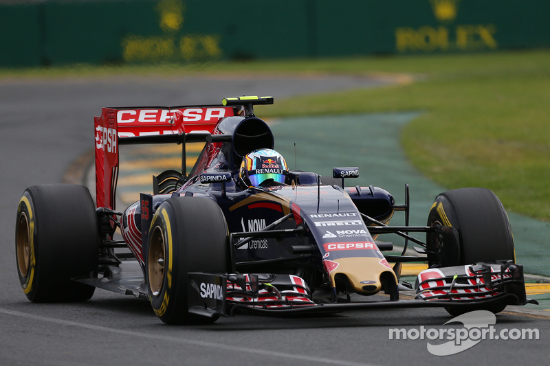 GP Australië 2015, Carlos Sainz, Scuderia Toro Rosso
