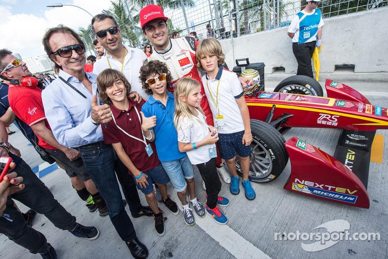小尼尔森·皮奎特, 中国赛车队,和Emerson Fittipaldi