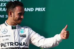 Льюис Хэмилтон, Mercedes AMG F1? победитель, подиум