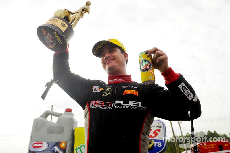 Juara Top Fuel, Spencer Massey