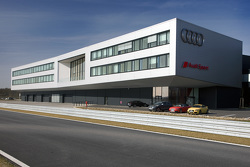 Audi's Neuberg facility