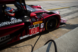 #60 Michael Shank Racing mit Curb/Agajanian, Ligier JS P2 Honda: John Pew, Oswaldo Negri, Justin Wilson