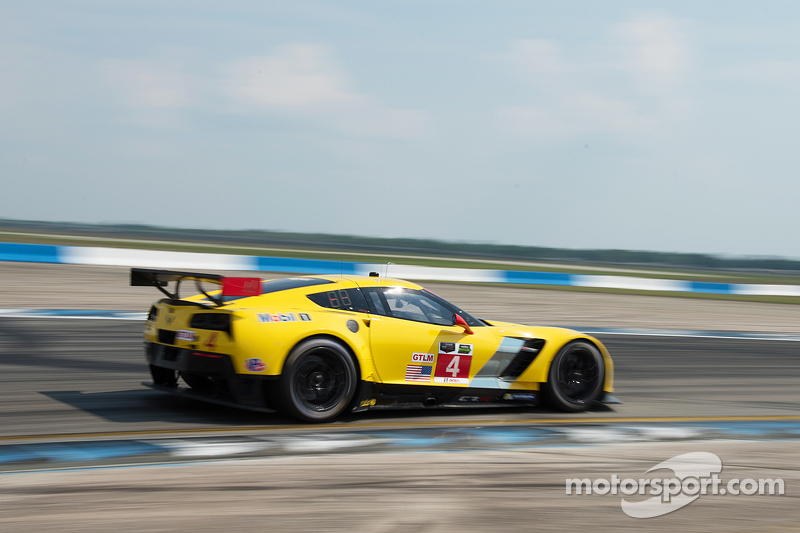 #4 Corvette Racing, Chevrolet Corvette C7.R: Oliver Gavin, Tommy Milner, Simon Pagenaud