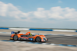 #11 RSR Racing Oreca FLM09 Chevrolet: Кріс Каммінг, Бруно Джанкейра, Gustavo Menezes