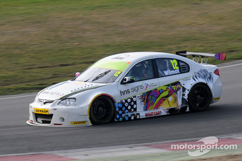 Brands Hatch maart test