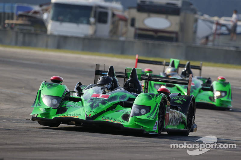 #1 Extreme Speed Motorsports HPD ARX-04b Honda: Scott Sharp, Ryan Dalziel, David Heinemeier Hansson