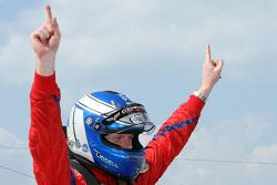 Il vincitore della gara Robin Liddell, Stevenson Motorsports