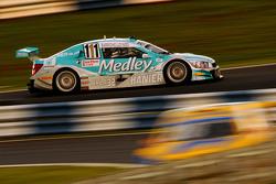 #111 Full Time Competições Chevrolet: Rubens Barrichello, Ingo Hoffmann