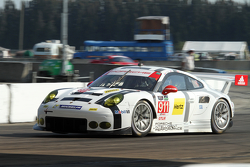 #911 Porsche Team North America Porsche 911 RSR: Nick Tandy, Richard Lietz, Patrick Pilet