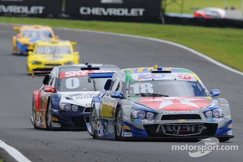 #18 Full Time Sports Chevrolet: Allam Khodair, Antonio Felix da Costa