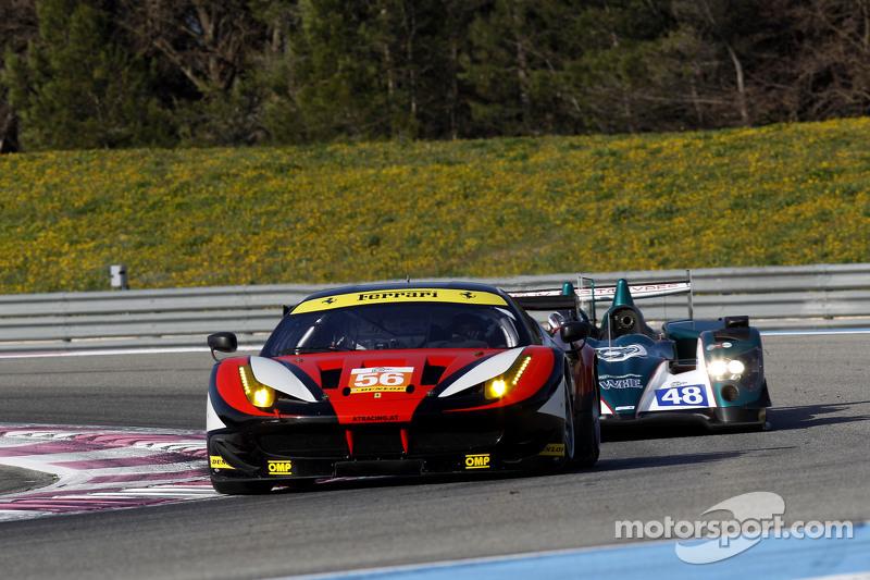 #56 AT Racing,法拉利F458 Italia: Alexander Talkanitsa Sr., Alexander Talkanitsa Jr., Alessandro Pier Guidi
