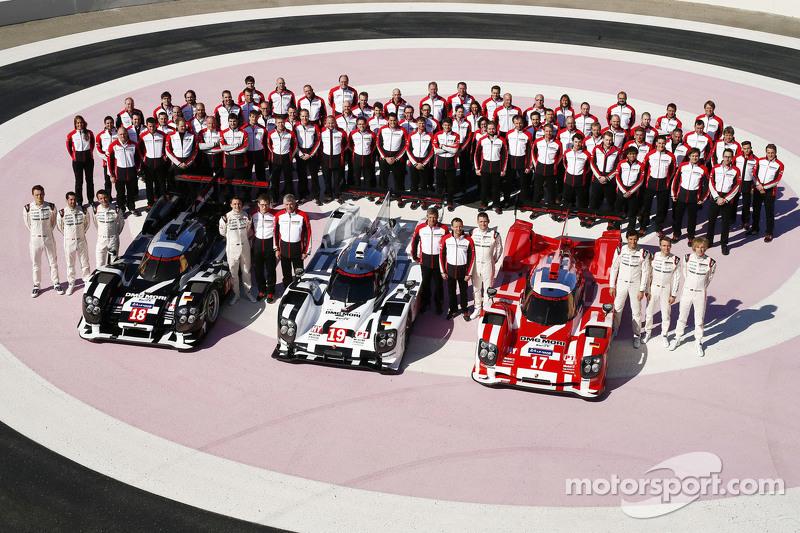 Team des Jahres: Porsche